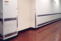 Защита для стен из нержавеющей стали, артикул 10-11-0001