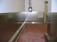 Защита для стен из нержавеющей стали, артикул 10-11-0003