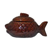 Икорница Золотая рыбка 250мл