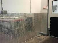 Защита для стен из нержавеющей стали, артикул 10-11-0006