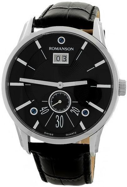 Часы Romanson TL7264MWH BK