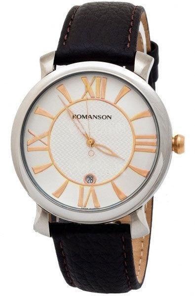 Часы Romanson TL1256M2T WH (Romanson TL1256MR2T WH)