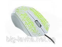 Optical mouse мышь Malloom  Белый