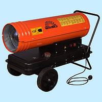 Тепловая дизельная пушка прямого нагрева Vitals DH-300 (30 кВт)