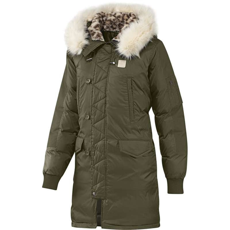1dd7e8c1e953 Женская куртка Adidas Originals Long Bomber (Артикул  AY4774) - Интернет- магазин «