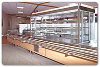 Линии раздачи для пунктов питания, столовых, артикул 10-21-0003