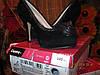 Туфли женские черные замшевые с розочкой 35р модельные, фото 5