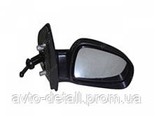 Зеркало наружное мех в сборе  правое Авео 1-2 (T200)