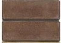 Кирпич гладкий пустотелый Шоколад 250*120*65
