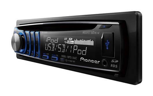 Автомагнитола Pioneer DEH-6350SD, DVD, USB, SD