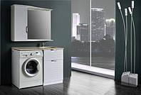 Комплект мебели Атолл Бавария lucido (краска белый глянец)