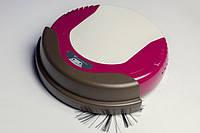 Робот-пылесос TT pink(сухая + влажная уборка), фото 1