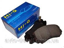 Колодки тормозные передние Круз Hi-Q SP1362
