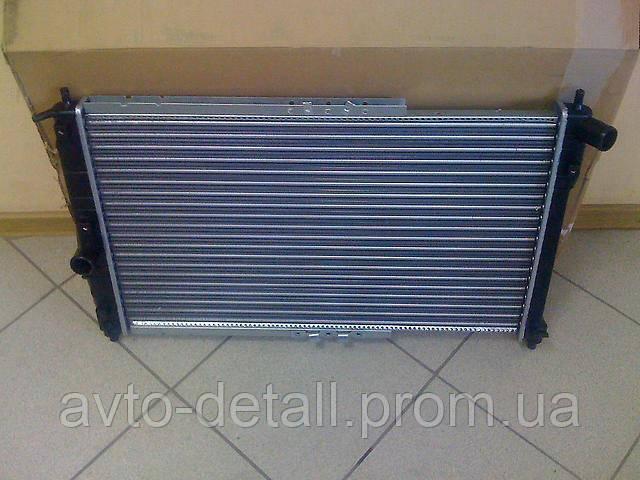 Радиатор охлаждения основной Ланос с/к