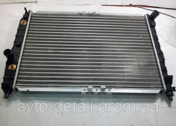 Радиатор охлаждения основной Авео АКПП 600мм