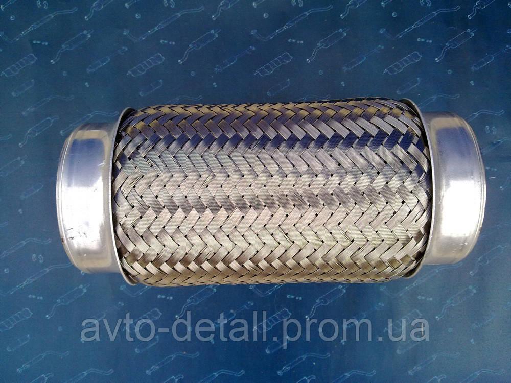 Гофра глушителя 64*200 2-х слойная Спринтер ЛТ 35