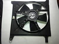 Электровентилятор радиатора Нексия (96144976)