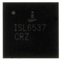 Микросхема Intersil ISL6537CRZ для ноутбука