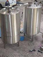Цистерны из нержавеющей стали, артикул 08-02-0001