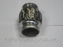Гофра глушника 50*100 2-х шарова CADDY/PASSAT