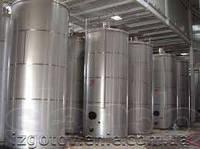 Цистерны из нержавеющей стали, артикул 08-02-0003
