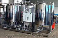 Цистерны из нержавеющей стали, артикул 08-02-0007