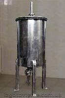 Цистерны из нержавеющей стали, артикул 08-02-0009