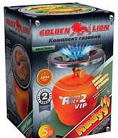 """Пікнік Golden Lion """"RUDYY Rk-2 VIP"""" 5 літрів"""