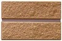Литос колотый тычковой пустотелый Красный 230*99*65