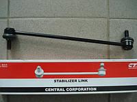 Стойка стабилизатора переднего левая Каптива CTR