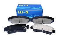 Колодки тормозные задние Эванда Hi-Q SP1119-R