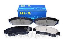 Колодки гальмівні задні Еванда Hi-Q SP1119-R
