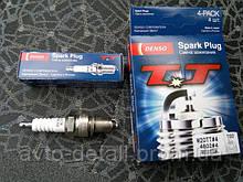 Свічки запалення під газ Ланос Авео Нексія Матіз та ін. 8кл мотори DensoTT (D-2)