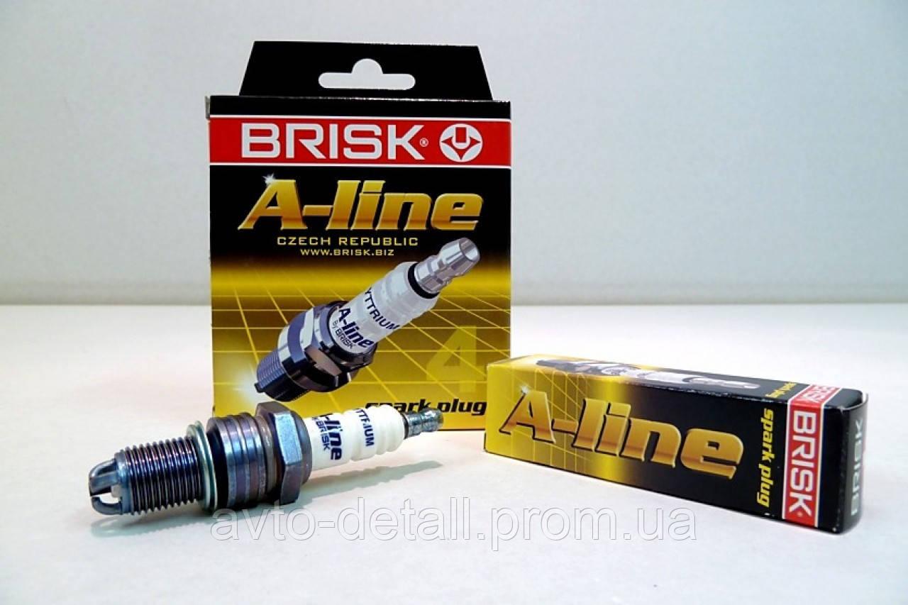 Свечи зажигания A-Line № 2  2101 на 8 клапанные моторы (бензин)