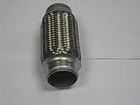 Гофра глушителя 45*150 3-х слойная Лачети