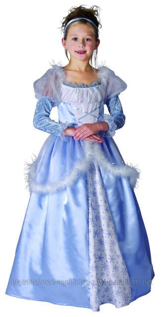 Детский карнавальный костюм - принцесса (г. Николаев)
