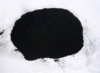 Сажа строительная, чёрный пигмент