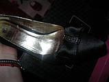 Туфли от ВАЛЕНТИНА Юдашкина 37.5р классика черные, фото 6