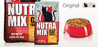 Корм повседневный для кошек Nutra Mix (Нутра Микс) ORIGINAL 9.07 кг