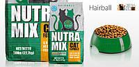 Сухой корм для выведения комков шерсти у кошек Nutra Mix HAIRBAL 9.07 кг (Нутра Микс)