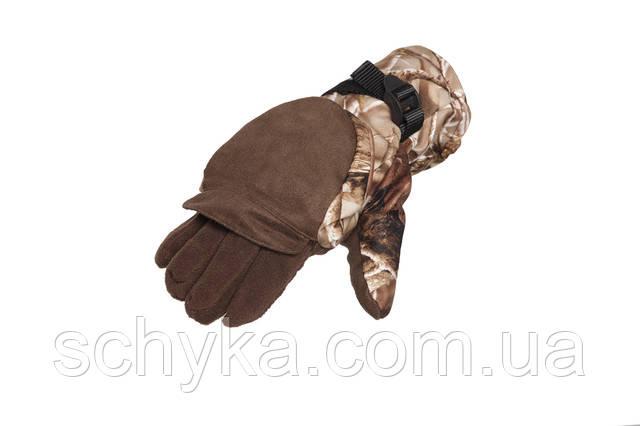Перчатки-варежки NORFIN Hunting (passion) 761-P