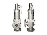Клапан предохранительный стальной пружинный СППК4р СППК4 -16,40