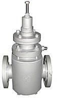 Регулятор давления, редукционный клапан  21с4нж  «после себя» с пилотным управлением