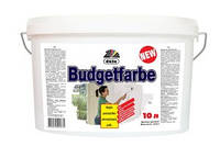 Budgetfarbe DUFA 2,5л – Супербелая краска.