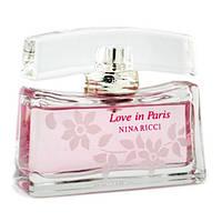 Парфюмированная вода Nina Ricci Love In Paris Fleur de Pivoine , 80 мл