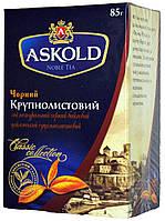 """Чай черный Аскольд """"Великий лист"""" (ОРА) 85г."""