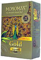 Чай черный Мономах Gold FBOP 90г