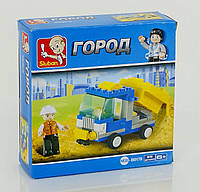 Конструктор для детей грузовик машина