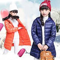 Курточка детская зимняя на пуху