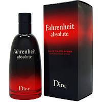 Духи Fahrenheit Absolute Christian Dior